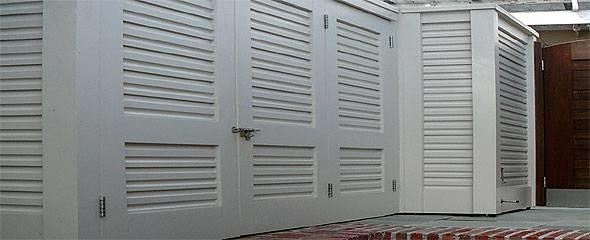 Armadi da esterno accessori da esterno - Mobili a persiana ...