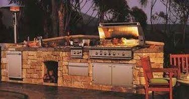 cucina per esterno