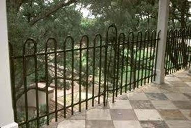 Arredamento terrazzo accessori da esterno - Ringhiere per giardino ...