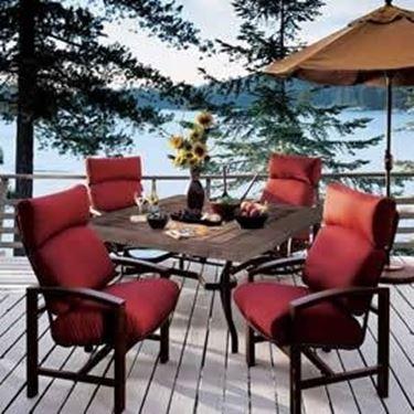 tavoli e sedie terrazzo