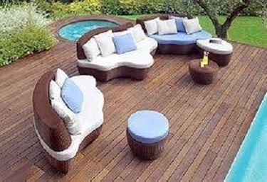 Arredamento terrazzo accessori da esterno for Mobili terrazzo