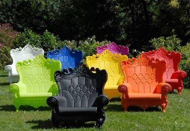 arredo giardino plastica