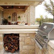 cucine in muratura da esterno