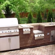 cucine da esterno in muratura