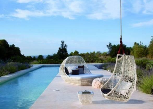 Dondolo da giardino accessori da esterno for Columpios de jardin leroy merlin