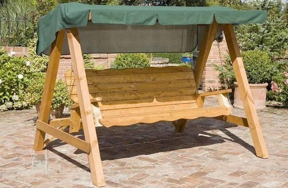 Costruire Un Tavolo Da Giardino In Legno.Dalani Tavoli Da Giardino