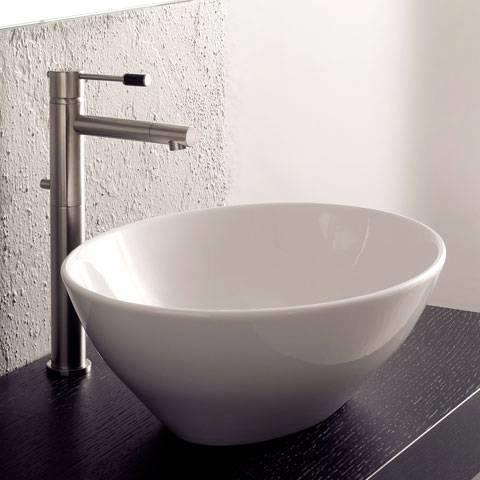 lavabo da appoggio accessori da esterno. Black Bedroom Furniture Sets. Home Design Ideas