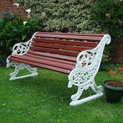 panchina da giardino