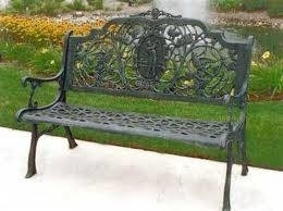 Panchine da giardino accessori da esterno for Panca contenitore da terrazzo