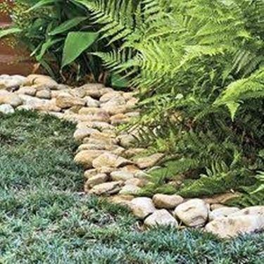 pietre in giardino