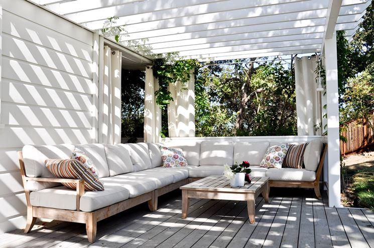 Salotti da esterno accessori da esterno for Arredo giardino salotti