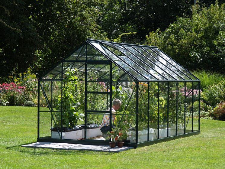 Serre A Parete Da Giardino : serre da giardino - Accessori da Esterno