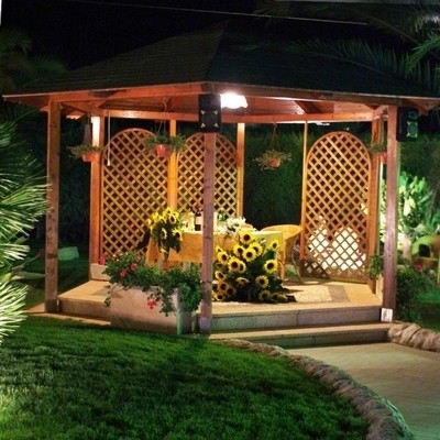 Complementi arredo giardino inglese accessori da esterno complementi arredo giardino inglese - Pergola giardino ...