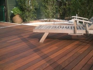 Pavimenti in legno per esterni accessori da esterno - Piastrelle in legno da esterno ...