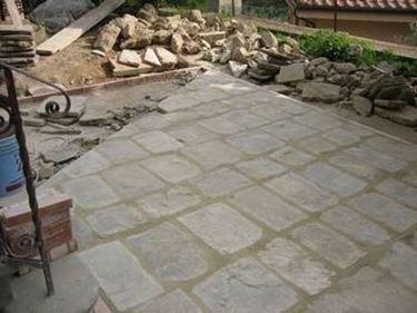 Pavimentazione giardino tutte le offerte cascare a fagiolo