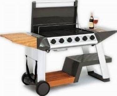 Barbecue a gas pietra lavica come funziona