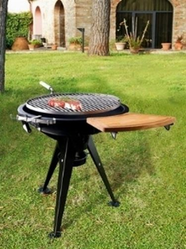 barbecue d'acciao