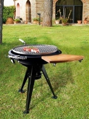 barbecue d'acciao