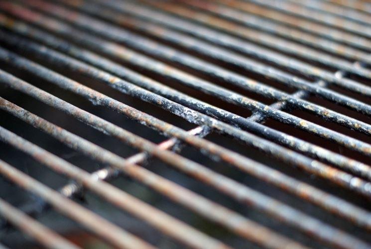 griglia usurata