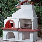 barbecue prefabbricati