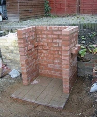 costruire barbecue