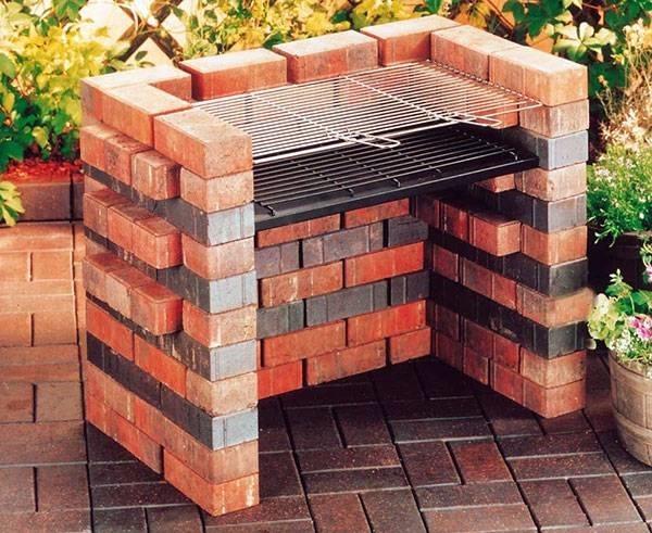 Costruire un barbecue barbecue consigli per la for Metro arredo giardino
