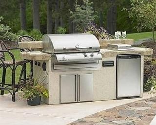 Cucina giardino barbecue cucina giardino barbecue - Piano cottura da esterno ...