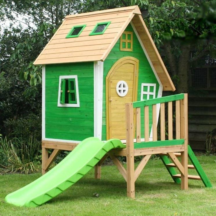 Casette per bambini casette giardino casette per - Casette per bimbi da giardino ...