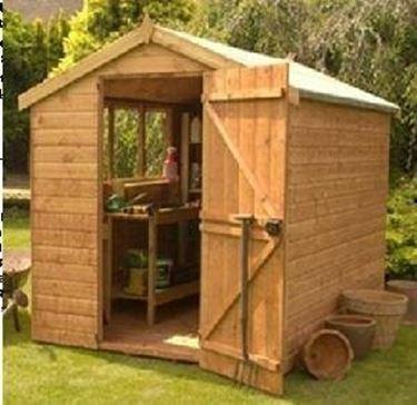 Casette in legno da giardino casette giardino - Casette porta attrezzi da giardino ...