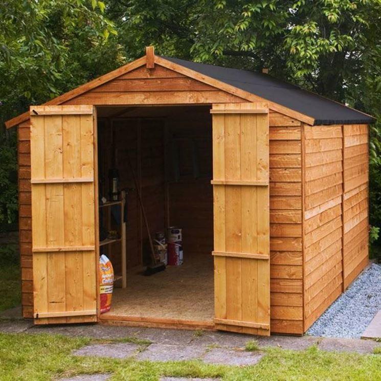 Casette in legno casette giardino for Casetta in legno prezzo