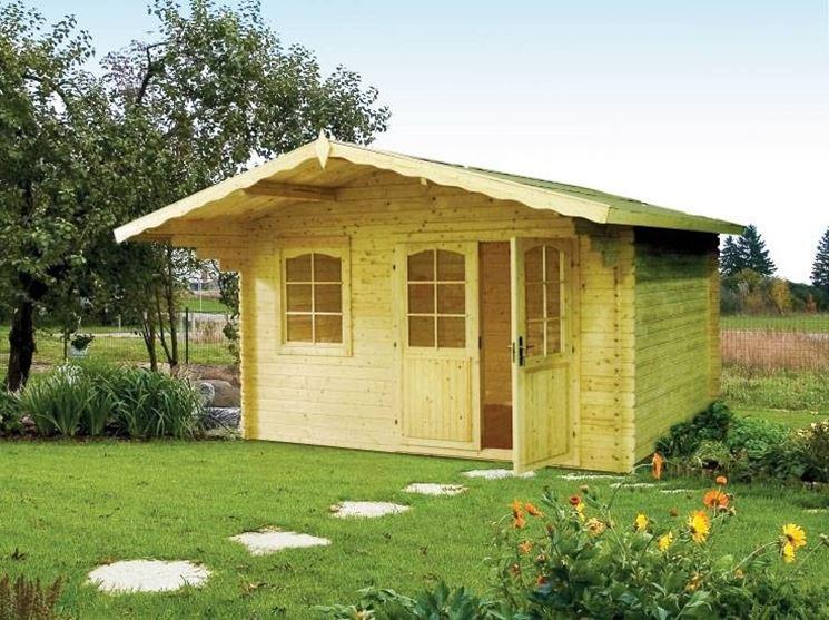 Casette Legno Giardino Varese : Casette in legno giardino