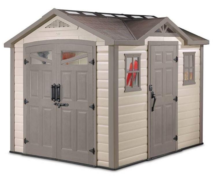 Casette per attrezzi casette giardino casette porta - Attrezzi per imbiancare casa ...