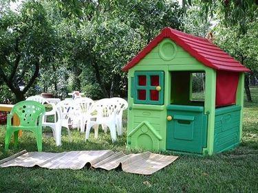Casette per bambini casette giardino for Casette per bambini