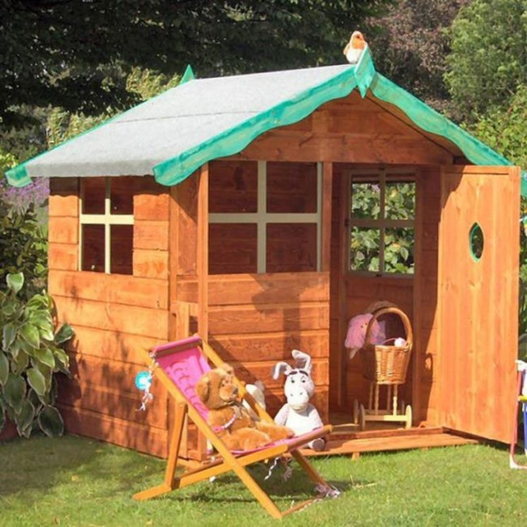 Casa moderna roma italy casa in legno per bambini - Casette per bambini da giardino ...