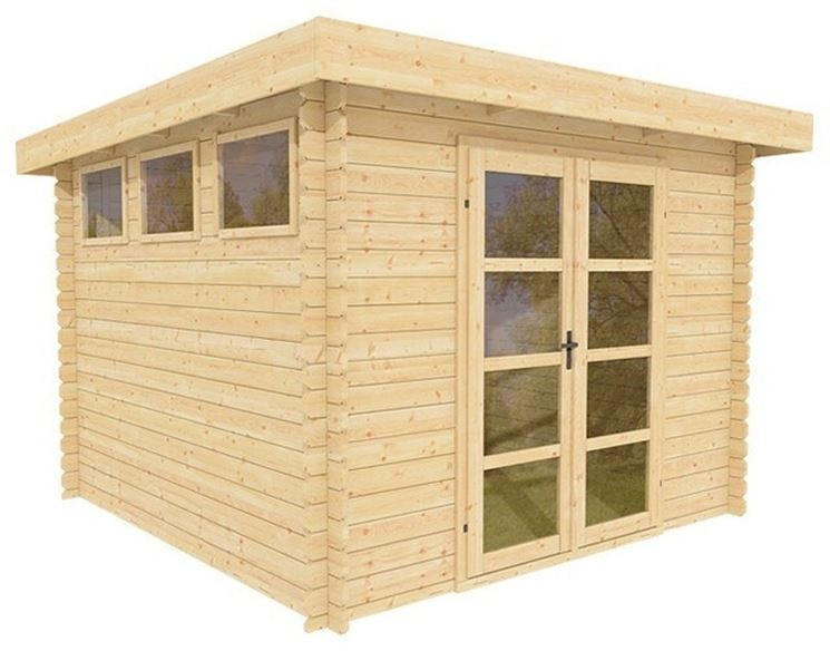 Come costruire una casa in legno casette giardino - Costruire la casa ...