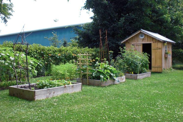 Casetta giardino costruire idee per interni e mobili - Vorrei costruire una casa in legno ...