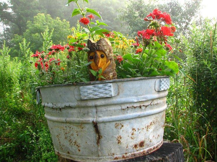 Contenitori per piante