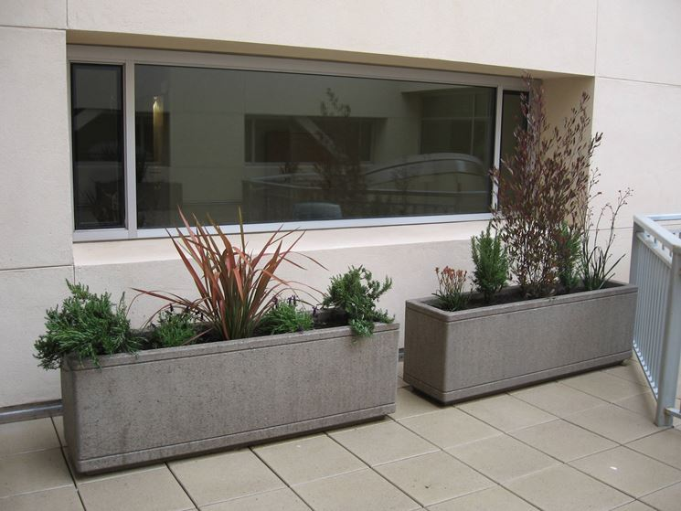 Cancello Esterno Moderno : Lavandini da esterno arredo giardino sokolvineyard.com