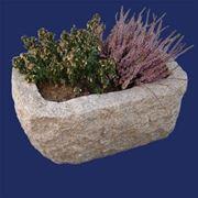 fioriere in pietra