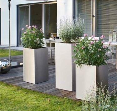 Fioriere per esterni fioriere for Vasi da giardino ikea
