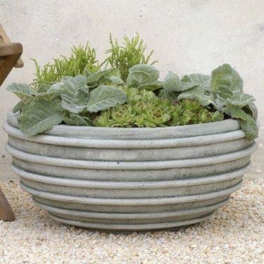 fioriera per esterni cemento