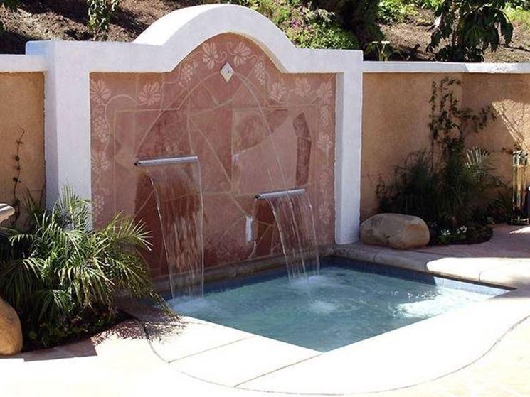 Fontane a muro fontane fontane a muro fontane Home garden tv