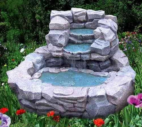 Fontane per giardino fontane - Giardini zen da esterno ...