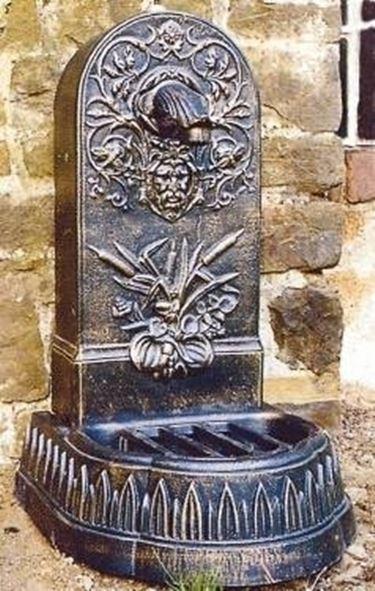 Fontanelle in pietra fontane - Fontane a parete da giardino ...
