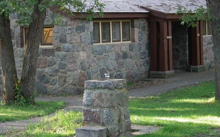 Fontanelle in pietra