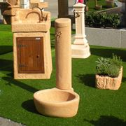 fontane da giardino in pietra naturale