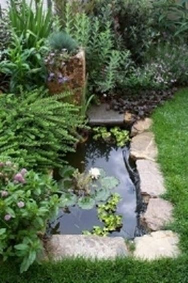 Laghetti d 39 acqua fontane laghetti d 39 acqua fontane - Laghetto giardino ...