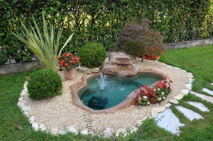 laghetto da giardino loredana