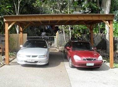 Gazebi per auto<p />
