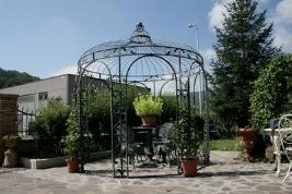 Gazebo ferro battuto gazebo gazebo ferro battuto gazebo for Arredo giardino ferro battuto